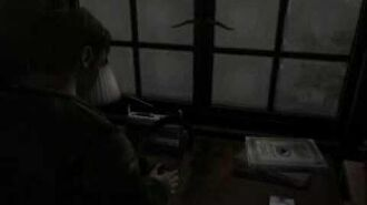 Silent Hill 2 -68- Headphones, Reading Room
