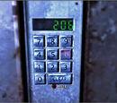 Combinación de la caja fuerte