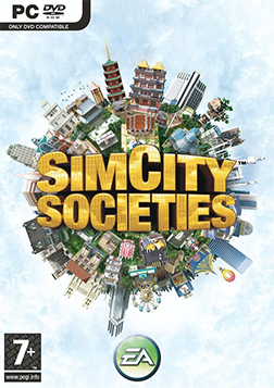 SimCity Societies Coverart