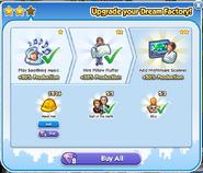 Dream Factory Upgrade 3-Star