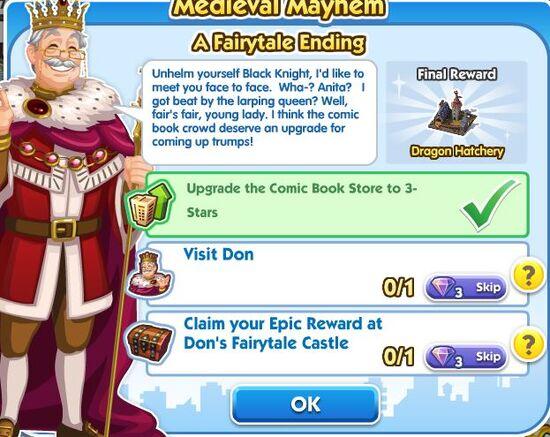File-Quest - 13a fairytale ending