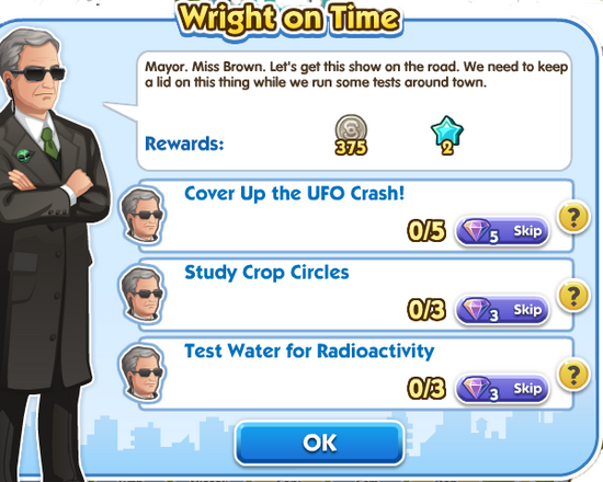 Wright on Time