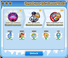 Epic Diamond Vault lvl0