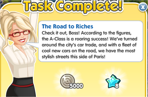 The Road to Riches - Complete