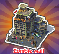 Business Zombie-mall