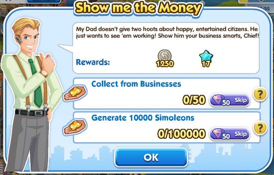 Quest - Show me the Money