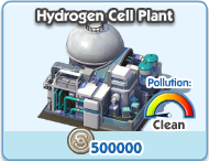 Hydrogen Cell Plant
