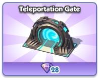 Teleportation Gate