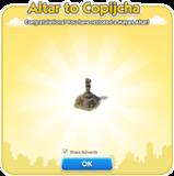 Altar to Copijcha
