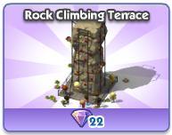 Rock Climbing Terrace