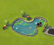 Scenic pond 0 star