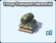 Troop Transport Memorial