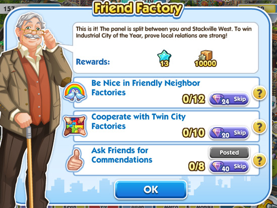 Friend Factory