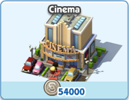 Business cinema
