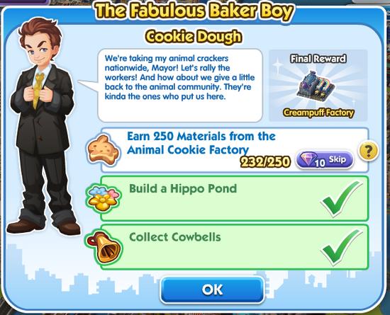 Quest - Cookie Dough