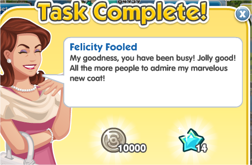 Felicity Fooled - Complete