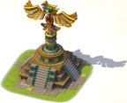 Altar to Kinich-Ahau