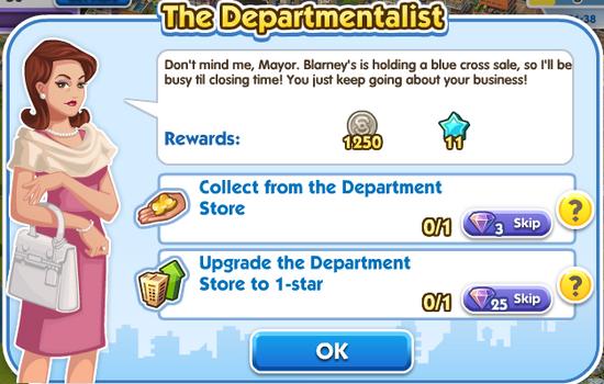 The Departmentalist