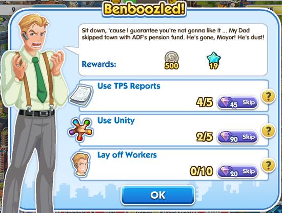Quest - Benboozled!