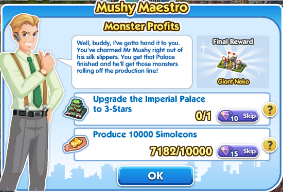 Monster Profits