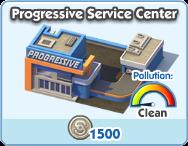 Progressive Service Center