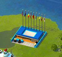 Giant Trampoline