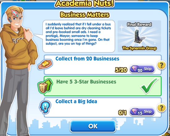File-Quest - 10ac academia nuts