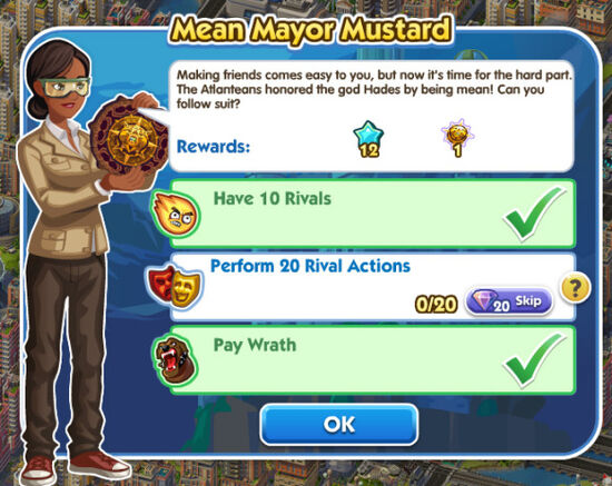 Mean Mayor Mustard