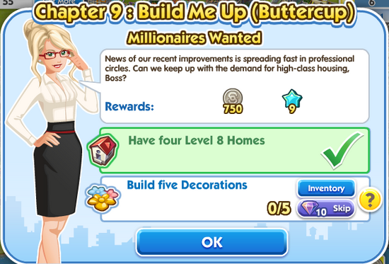 Millionaires Wanted