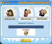 Spy Training Center S0