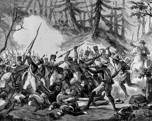 account of the mexican war The history and significance of cinco de mayo (5th of may), which commemorates the victory of the mexican militia over the french army at the battle of puebla in 1862.