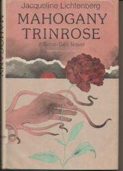 Mahogany Trinrose hardcover