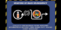 Weapons of Mass Delinquency