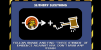 Slithery Sleuthing