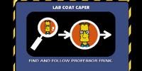 Lab Coat Caper