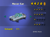 Hover Car - Phone Booth