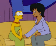 Marge with opal