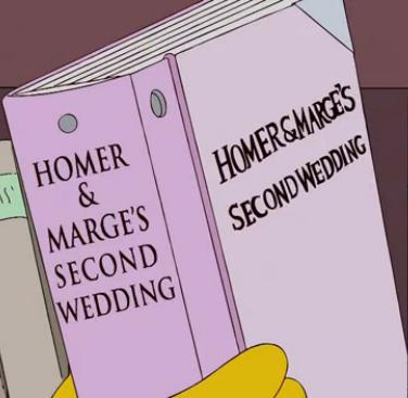 File:Homer & Marge's Second Wedding.jpg
