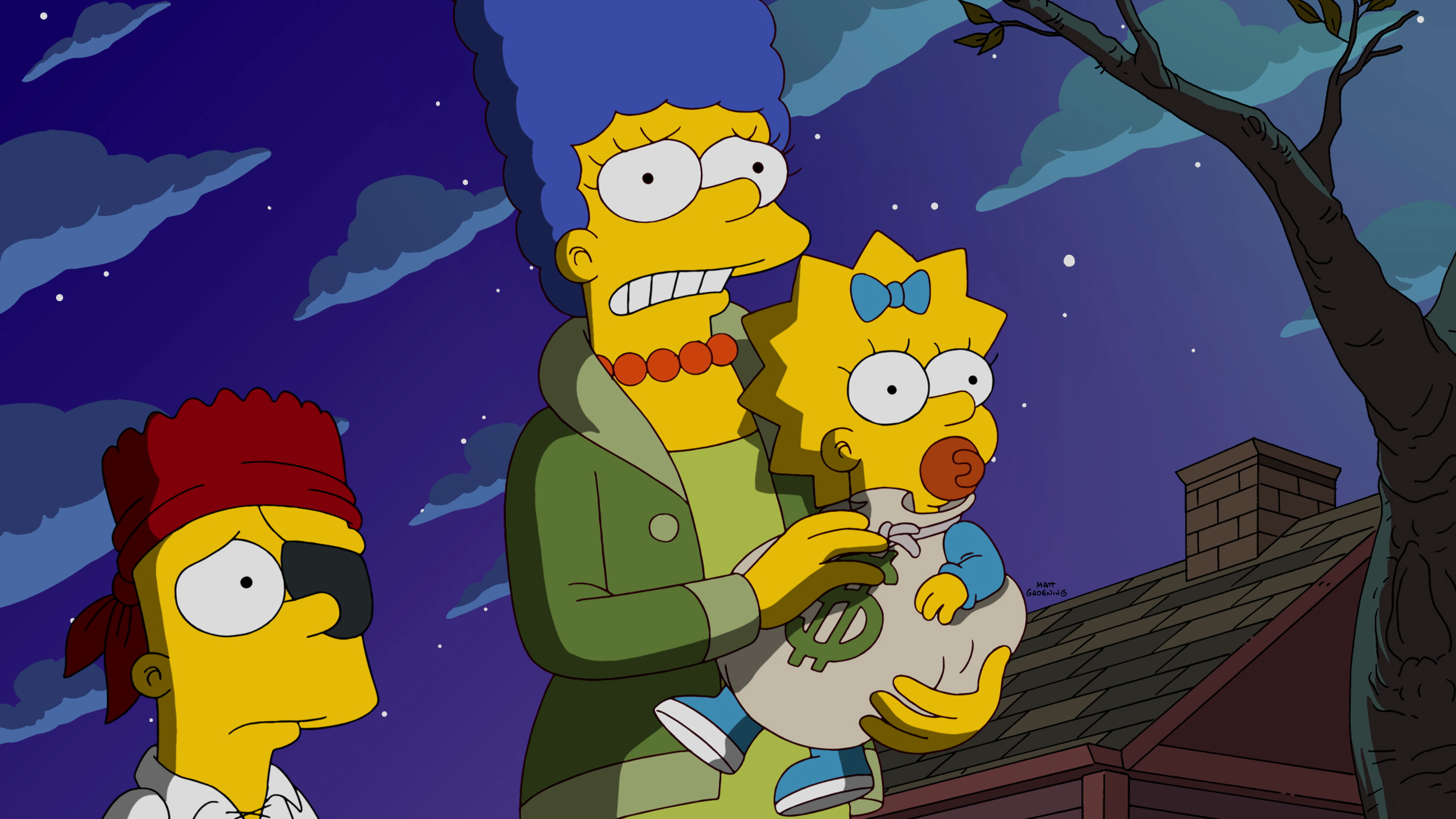 Image result for THE SIMPSONS HALLOWEEN OF HORROR
