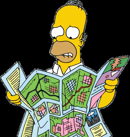 File:Homer Looking at Map (Artwork).png