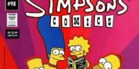 Simpsons Comics 98