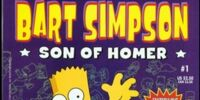 Bart Simpson Comics 1