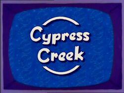 Video Cypress Creek