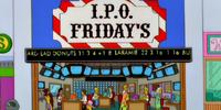 I.P.O. Friday's