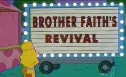Brother Faith's revival
