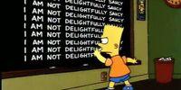 Homer Loves Flanders/Gags