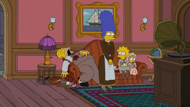 File:Politically Inept, with Homer Simpson Couch gag 5.JPG
