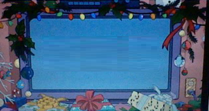 File:Simpsons christmas tv set.png
