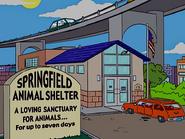 Springfield Animal Shelter (I, Annoyed Grunt-Bot)