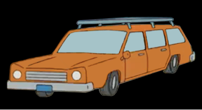 File:Marge's Car (Simpson's Wiki).png